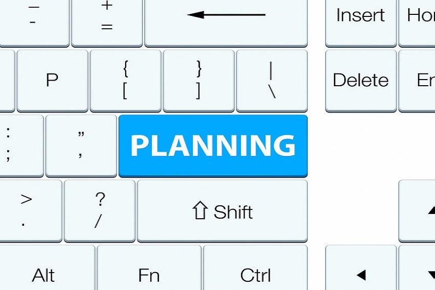 Planning Keyboard Button