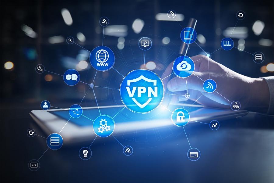 VPN Security Image